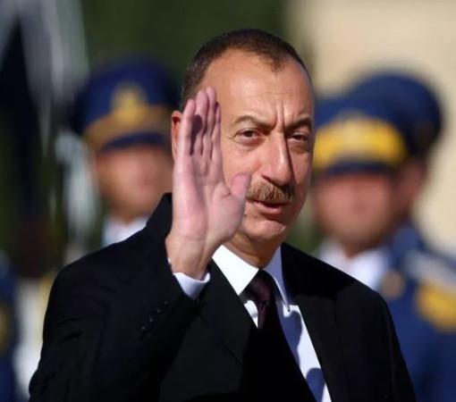 Президент Азербайджана - Ильхам Алиев