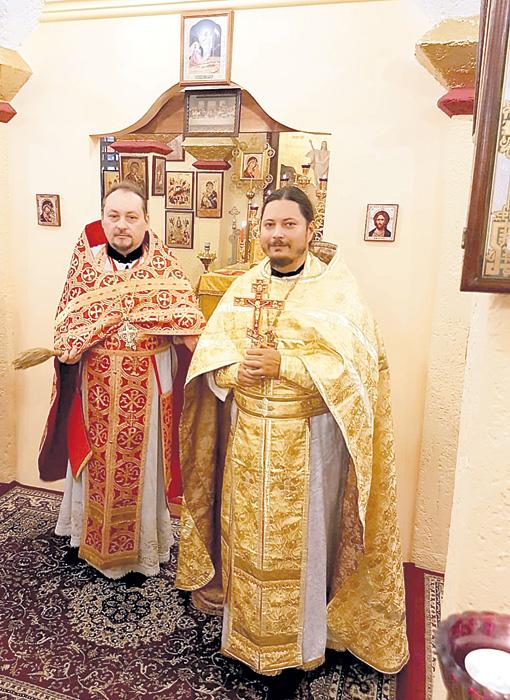Иеромонах Фотий после службы в церкви Саарбрюккена отправился по менее святым местам
