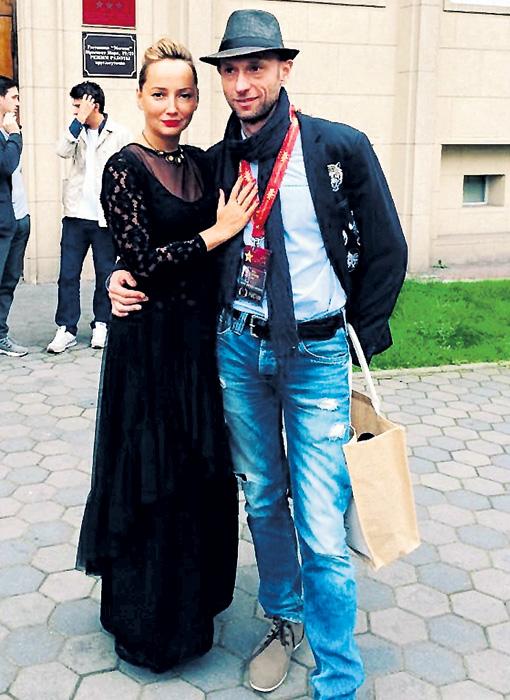 Старшая дочь артиста Ольга замужем за племянником Ивана Дыховичного Алексеем