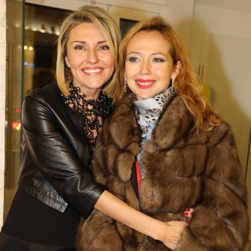 ЕКАТЕРИНА АРХАРОВА И ЕЛЕНА ЗАХАРОВА