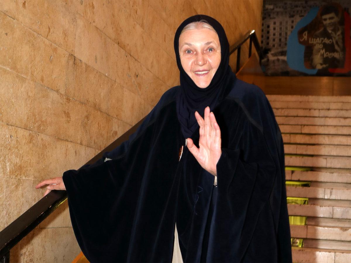 Ольга Гобзева. Фото Ларисы Кудрявцевой