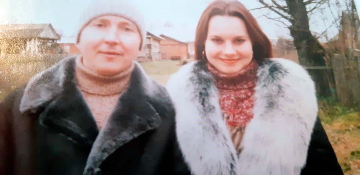 Александр Числов с любимой племянницей. Фото: личный архив