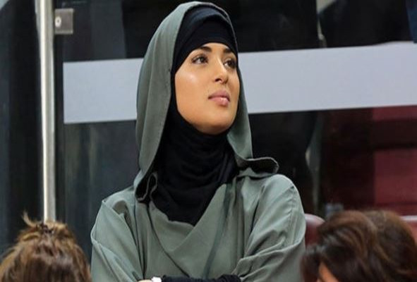 Амаль Бельханда (жена Юнеса Бельханда, сборная Марокко)