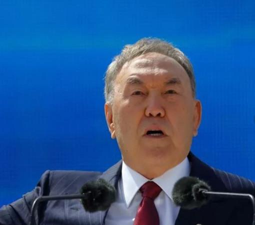Президент Казахстана — Нурсултан Назарбаев