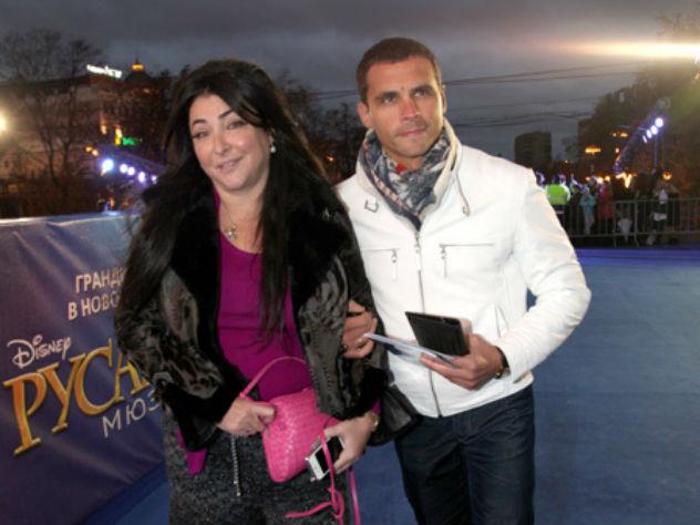 Лолита Милявская и ее супруг