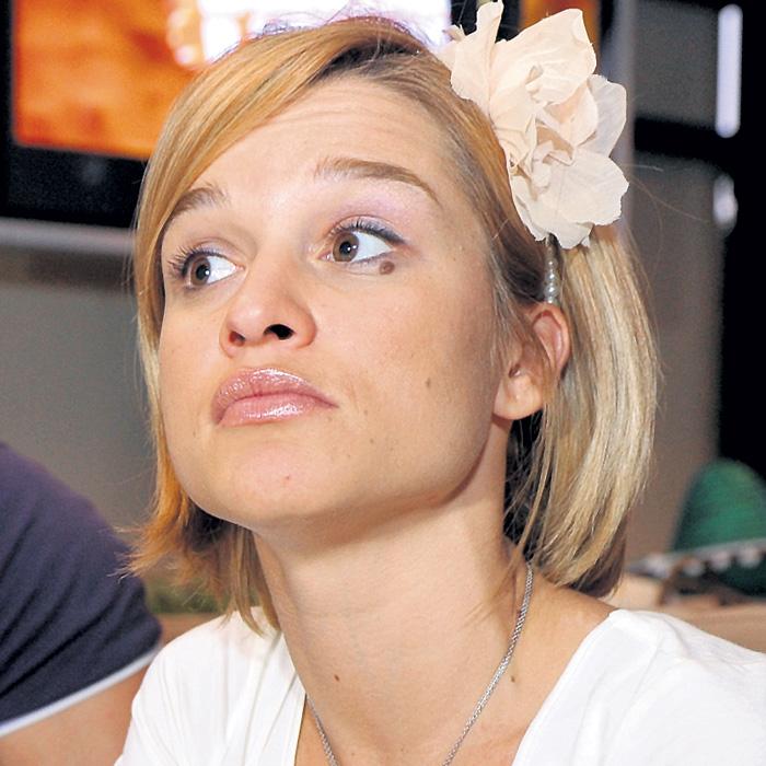 …и Ксения Бородина носят «изюминки» на лице, за состоянием которых надо постоянно наблюдать