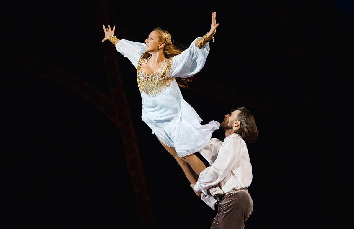 «Руслан и Людмила» — новое прочтение поэмы Александра Сергеевича Пушкина, которая впервые была поставлена на льду