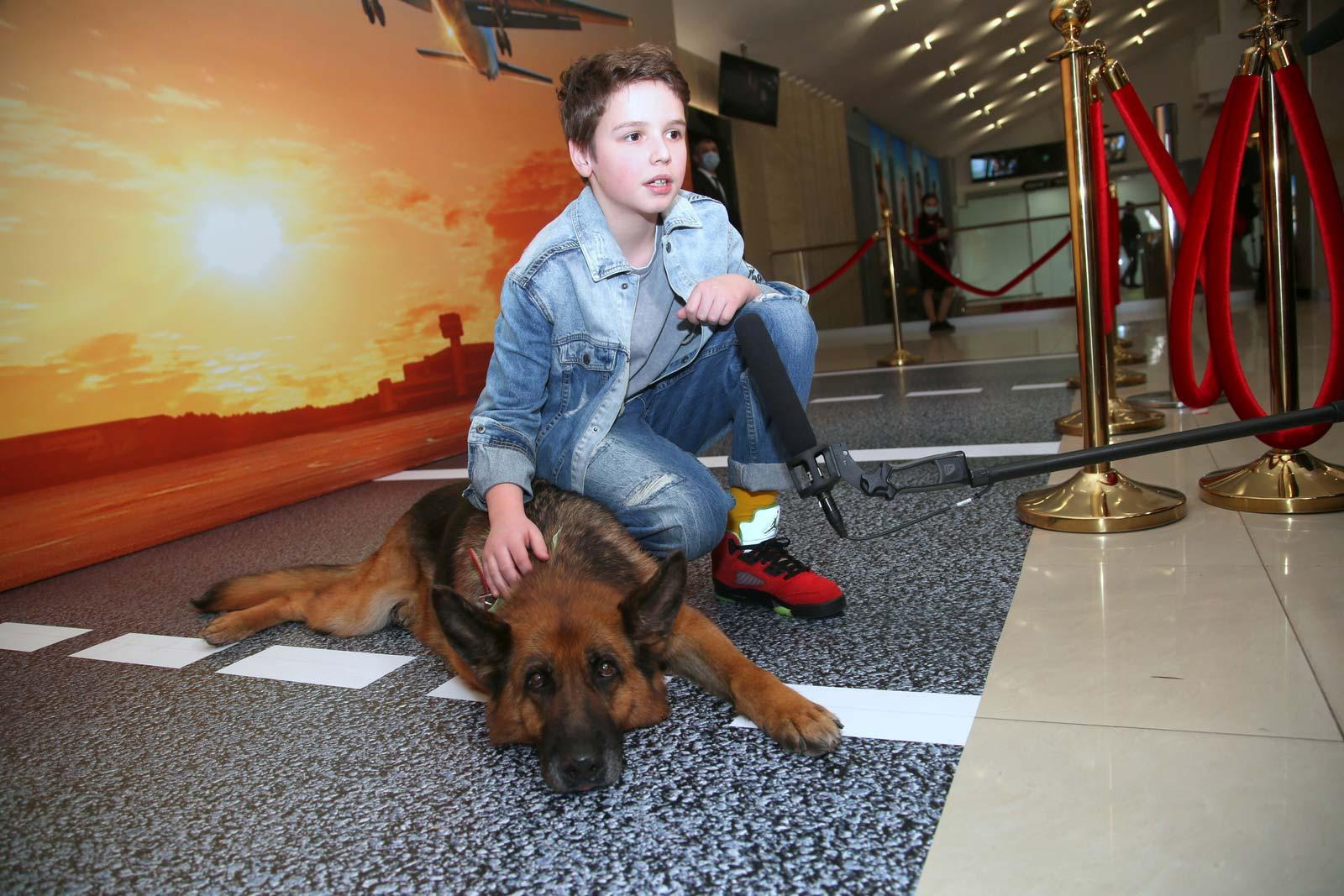 Звезды посетили премьеру Домогарова-младшего «Пальма» (1)