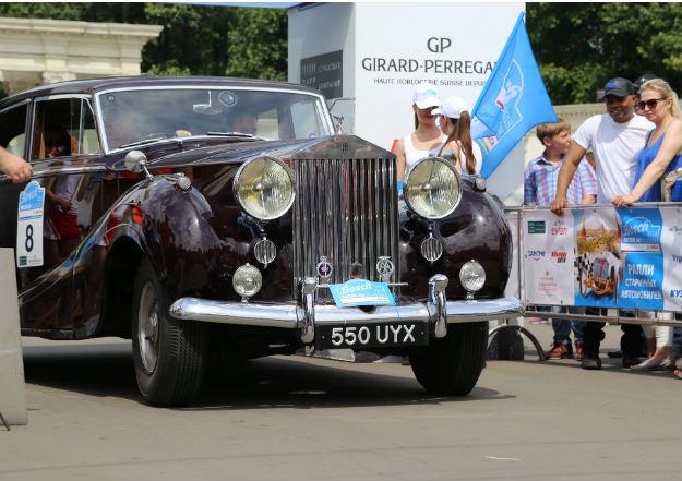 Английская компания, подразделение BMW AG, специализирующаяся на выпуске автомобилей класса люкс под маркой Rolls-Royce.