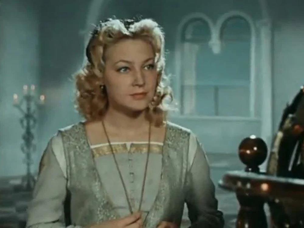 Ирина Скобцева. Фото: кадр из фильма «Отелло»