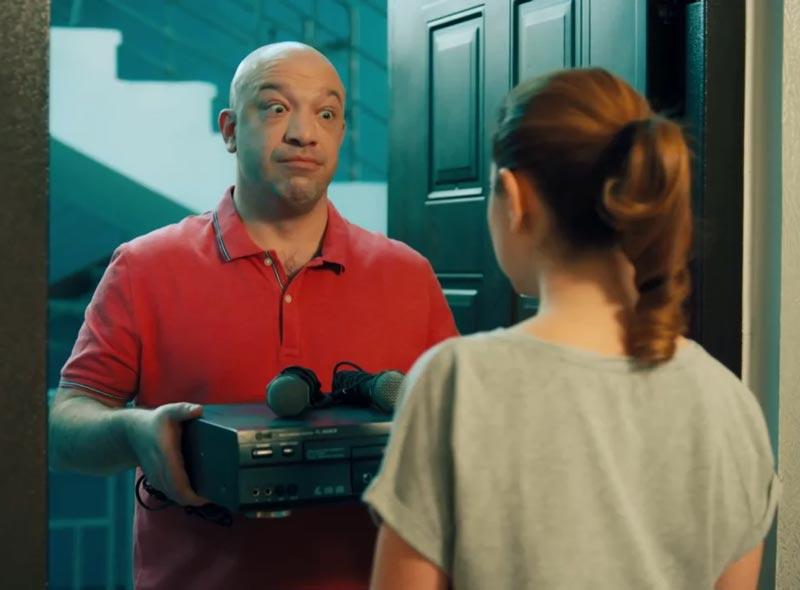 Фото: кадр из сериала «САШАТАНЯ»