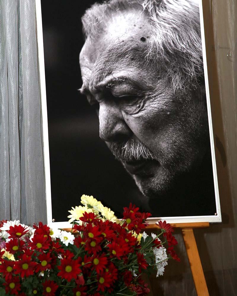 прощание с писателем Андреем Битовым