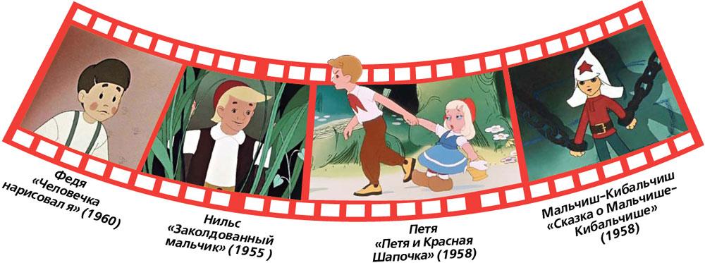 Какие мультфильмы озвучивала Валентина Сперантова
