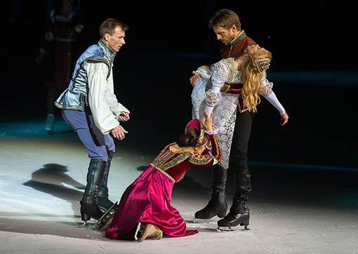 московская премьера шоу Ильи Авербуха «Ромео и Джульетта»
