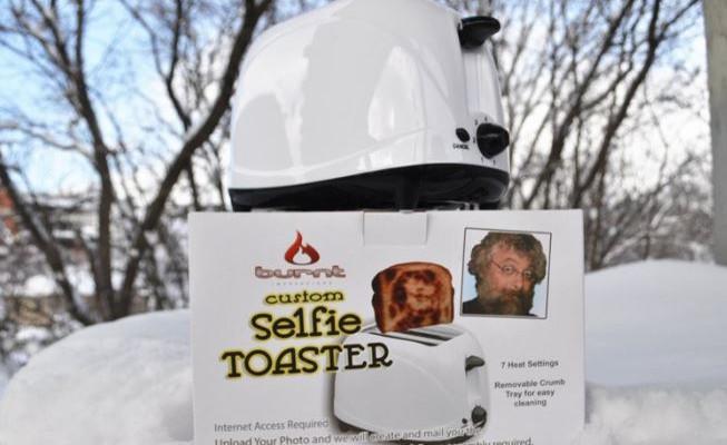 Селфи-тостер