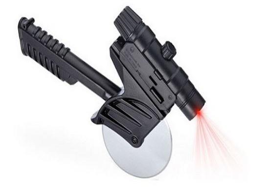 Лазерный нож для пиццы