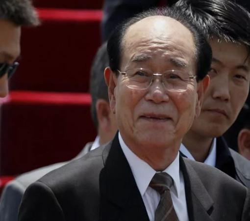 Председатель парламента КНДР Ким Ен Нам
