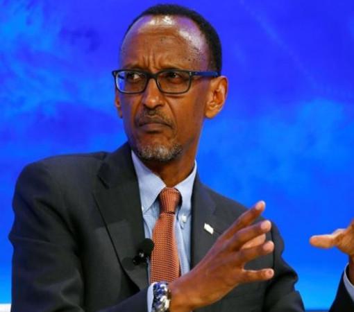 Президент Руанды — Поль Кагаме