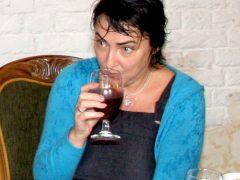 В 2007-м Лолита не выпускала из рук стакан