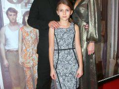 Тодоровский и Брик с дочерью