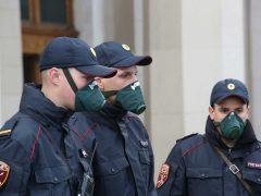 Пожилую жительницу Москвы задержали за нарушение самоизоляции. Фото: Борис Кудрявов