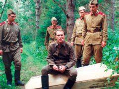 Сцена из сериала «Граница. Таежный роман»