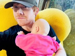 В мае Руперт стал папашей. Фото: Instagram.com