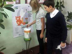 «Утилизируй правильно и модно»: полезный челлендж для школьников