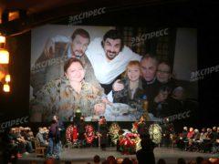 Прощание со звездой «Большой перемены» Валерием Хлевинским