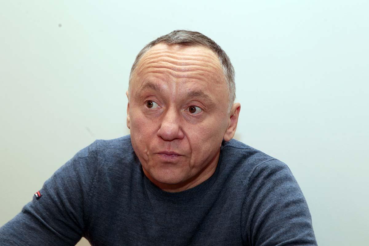 Андрей Жигалов. Фото: Руслан Вороной