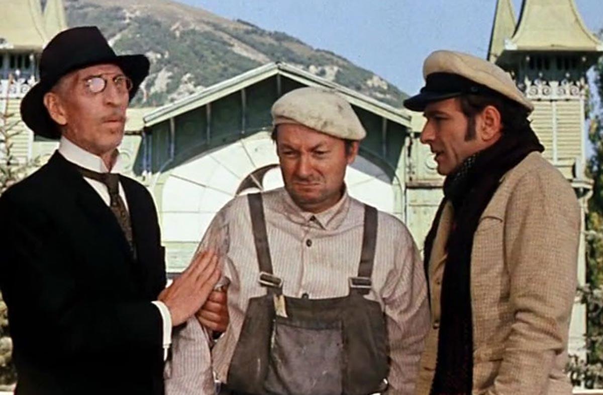 Фото: кадр из фильма «12 стульев»