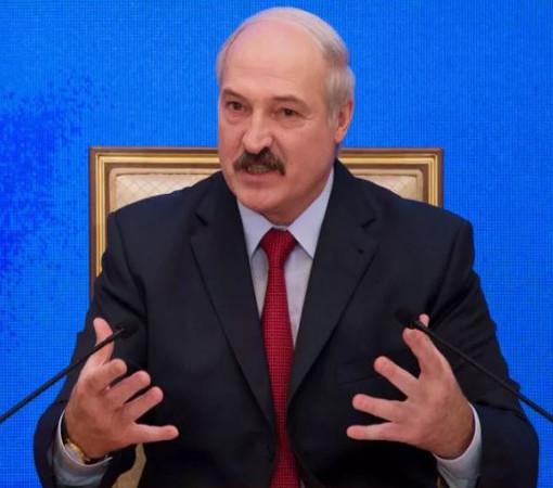 Президент Белоруссии - Александр Лукашенко