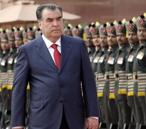 Президент Таджикистана — Эмомали Рахмон