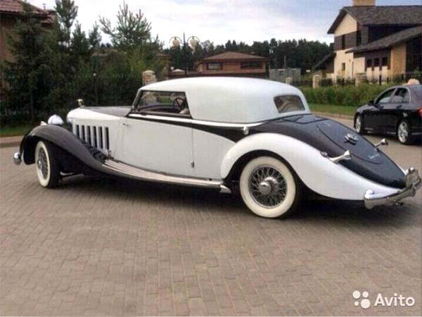 1935 Hispano-Suiza K6