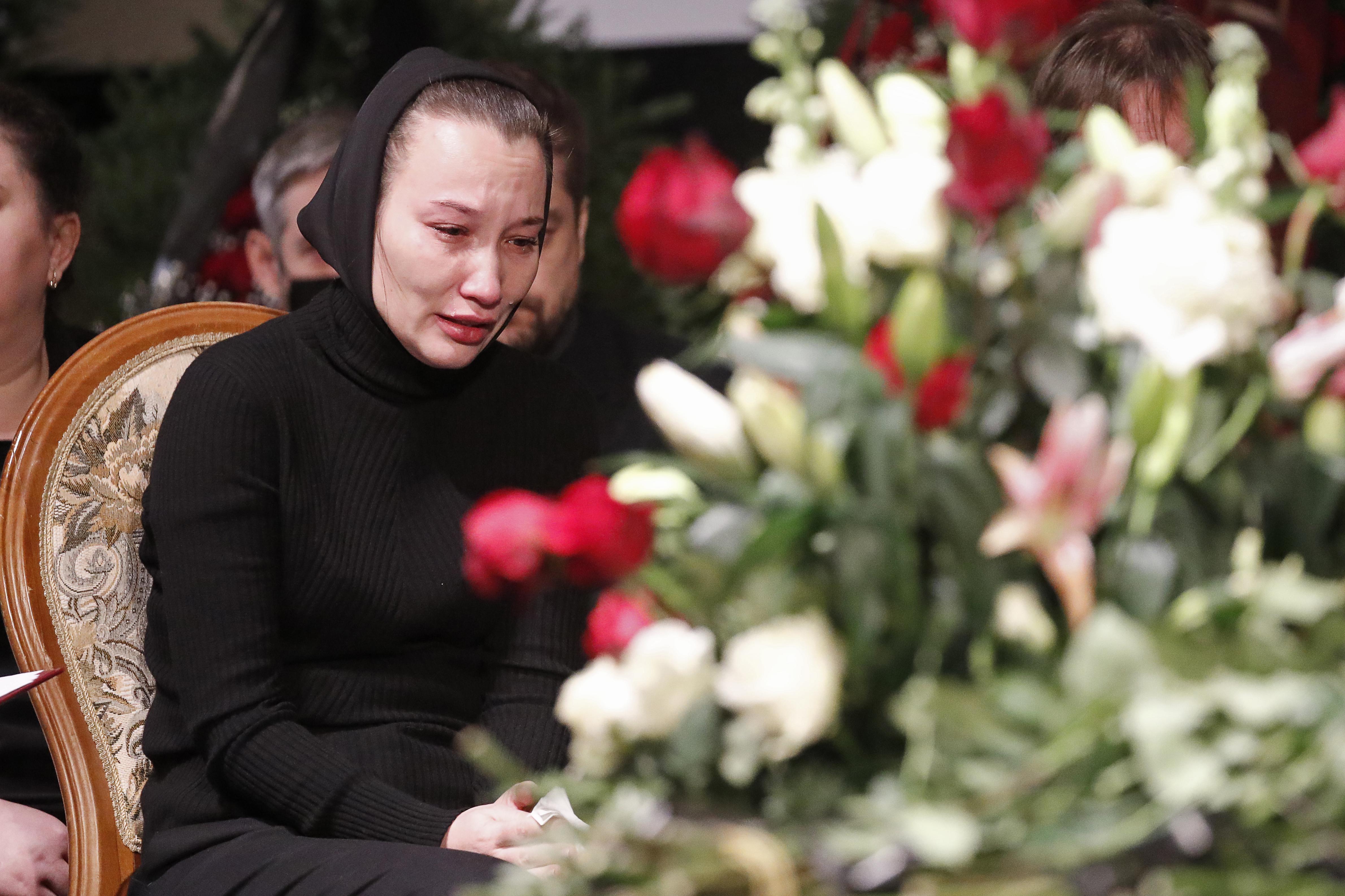 В Доме кино проходит прощание с создателем «Ералаша». Фото: Артем Геодакян/ТАСС