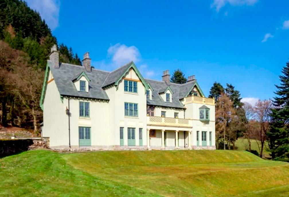 Дом был построен еще в XV веке, но выглядит как новенький. Фото: Astate Agents