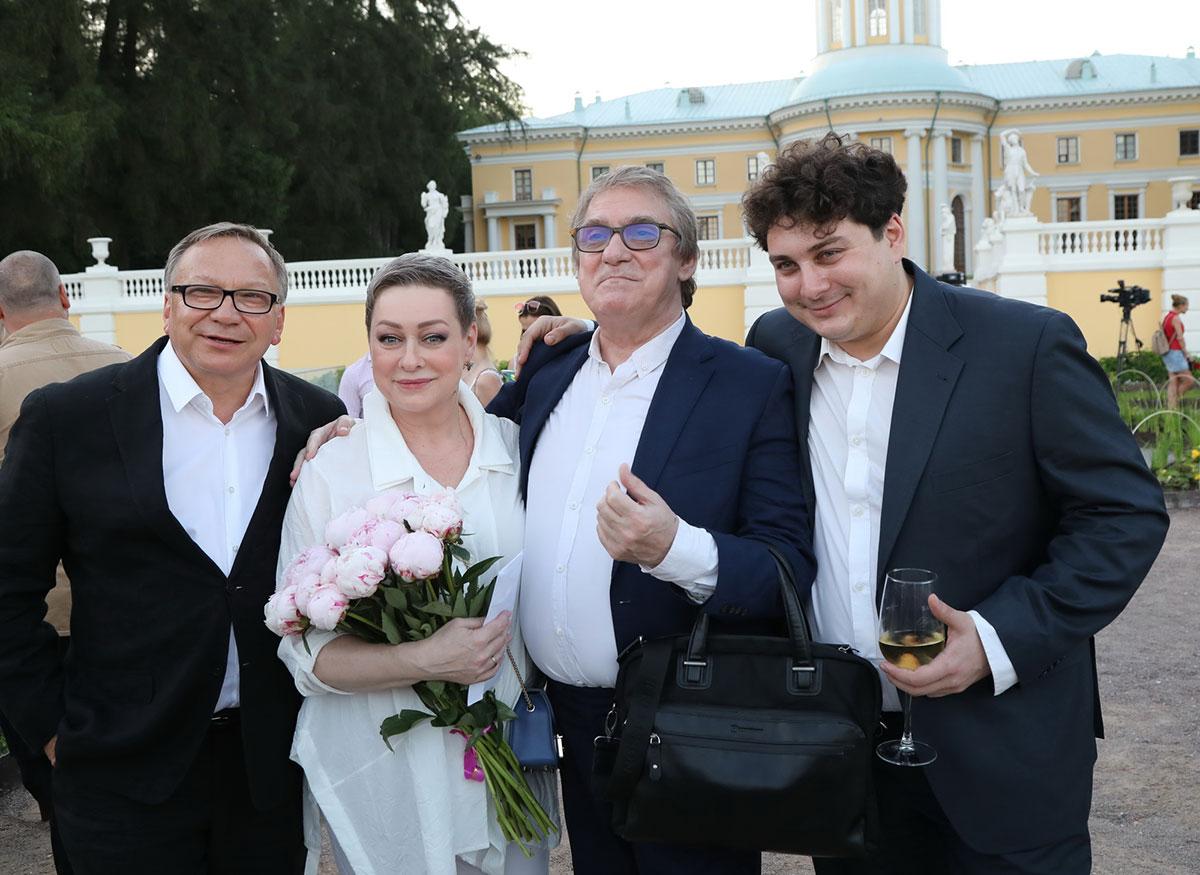 ХХХ юбилейная Первая театральная премия «Хрустальный Турандот»