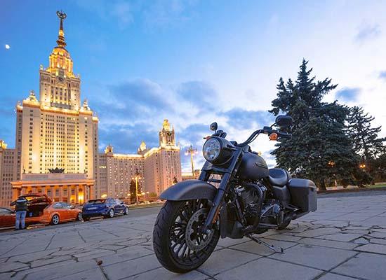 Harley-Davidson Road-King