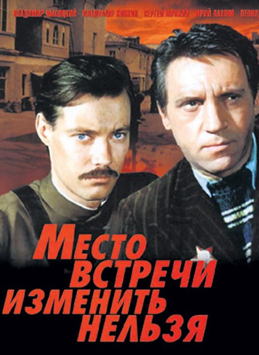 Культовые советские фильмы о милиции посмотрели миллионы зрителей
