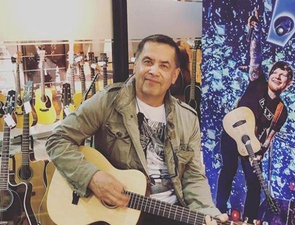 Николай Расторгуев - советский и российский музыкант, певец