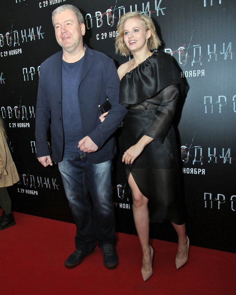 Александр Робак и Александра Бортич