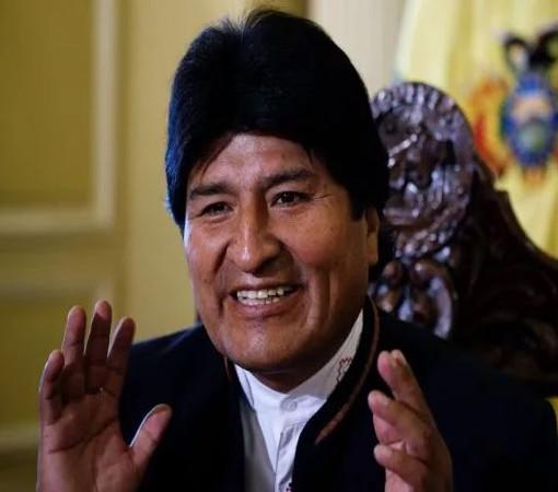 Президент Боливии — Эво Моралес