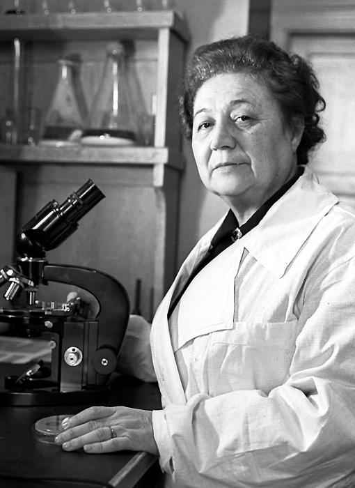 Зинаида Ермольева - создательница советского пенициллина