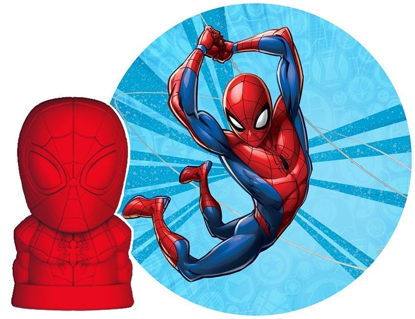 Человек паук, супергерои, ластик, стиратель, пятерочка