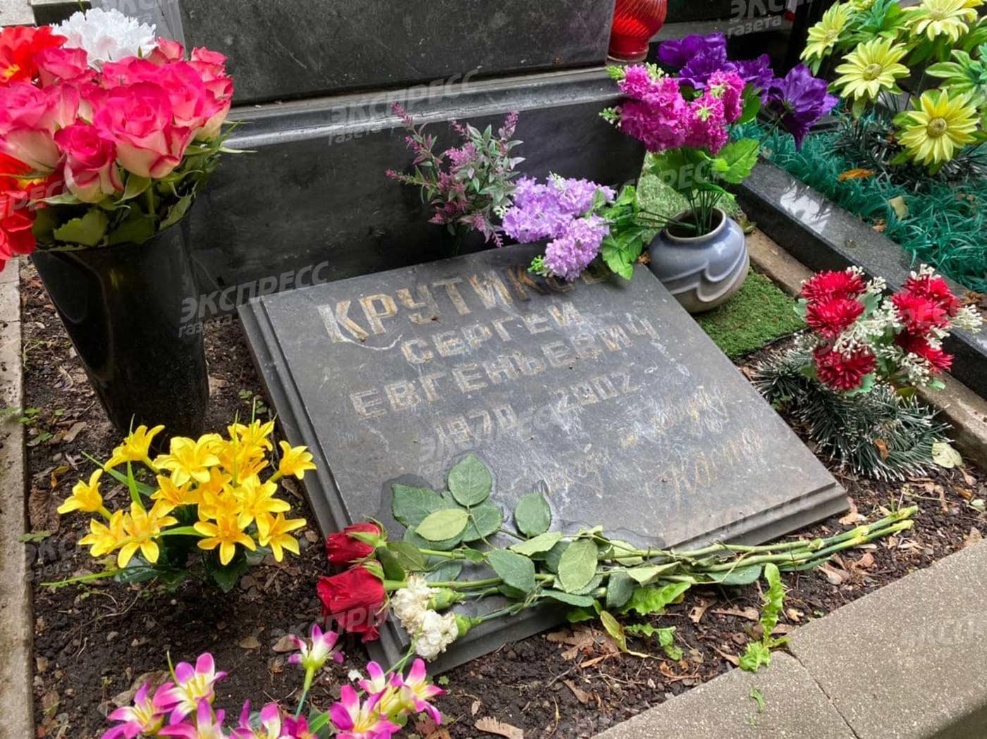 Где похоронен Михей: фото могилы. Фото: «Экспресс газета»