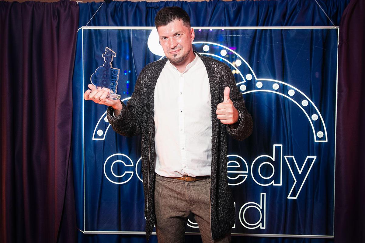 (Не)шуточная премия: CloudPayments провел первую церемонию вручения премии Comedy Cloud Awards