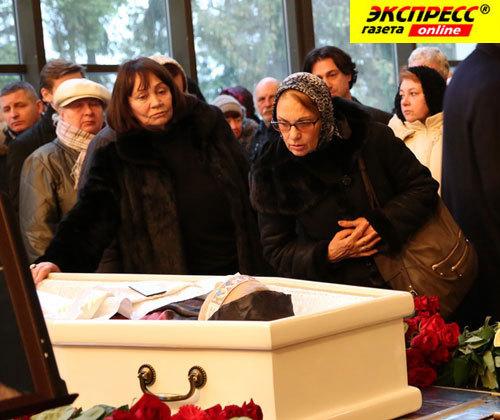 римма маркова похороны фото