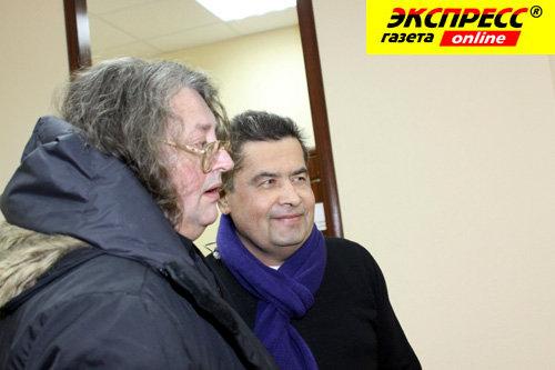 Вечер памяти Леонида Филатова // Фоторепортажи // EG.RU