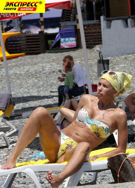 пикатные фото русских звезд на отдыхе
