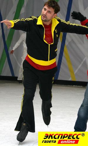Звёзд телешоу танцы на льду